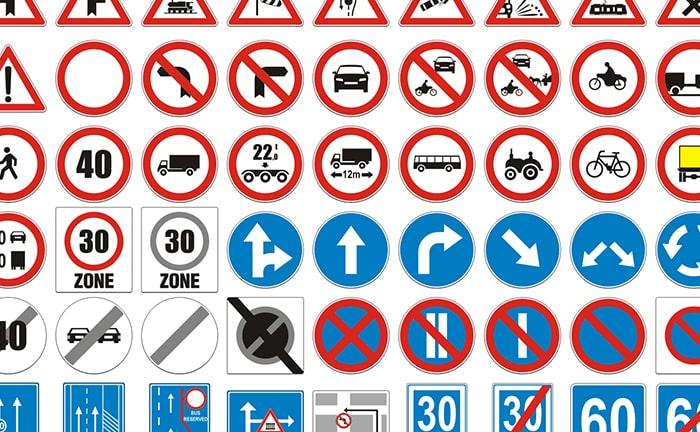 ¿Responderías bien ante las siguientes señales verticales?