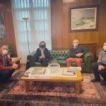 Reunión con Delegado del Gobierno