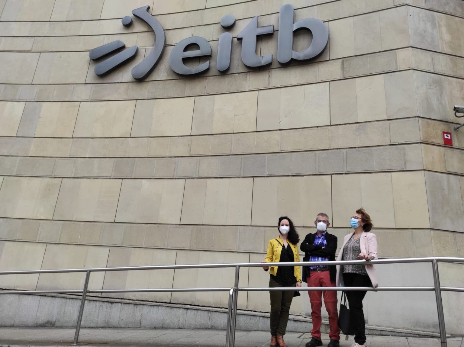 Stop Violencia Vial se reúne con responsables de EITB