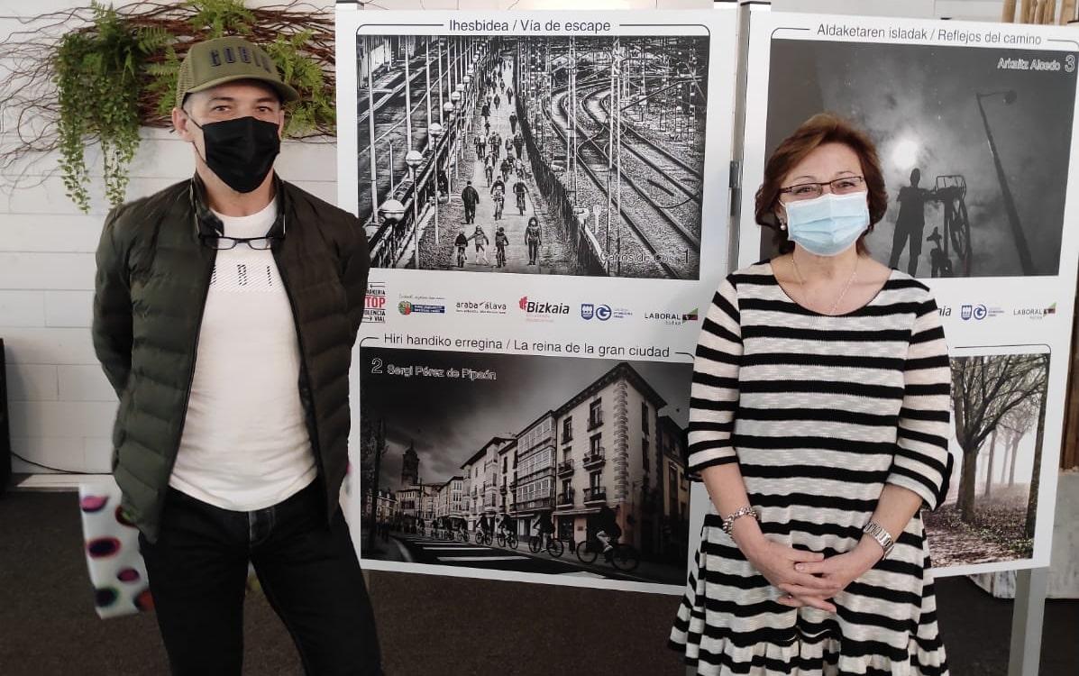 Entregados los premios del concurso 'Ikusi eta ikasi'