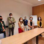 Stop Violencia Vial se reúne con la consejera Gotzone Sagardui